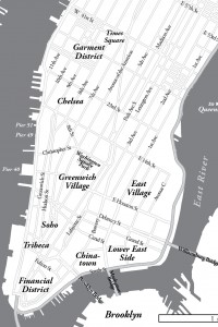 NYC Map for