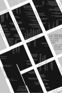 Who works on Arnette Avenue? (2012)